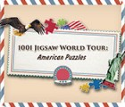 1001 Jigsaw World Tour American Puzzle igra
