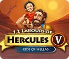 12 Labours of Hercules: Kids of Hellas igra