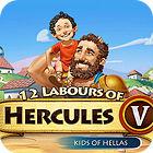12 Labours of Hercules V: Kids of Hellas igra