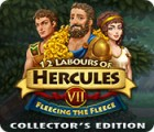 12 Labours of Hercules VII: Fleecing the Fleece Collector's Edition igra