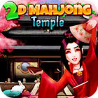 2D Mahjong Temple igra