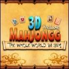 3D Mahjong Deluxe igra
