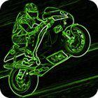 3D Neon Race igra