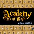 Academy of Magic: Word Spells igra