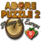 Adore Puzzle 2: Flavors of Europe igra