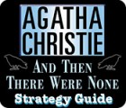 Agatha Christie: And Then There Were None Strategy Guide igra