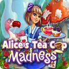 Alice's Tea Cup Madness igra