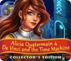 Alicia Quatermain 4: Da Vinci and the Time Machine Collector's Edition igra