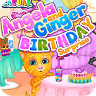 Angela Ginger Birthday Surprise igra