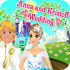Anna and Kristoff Wedding igra