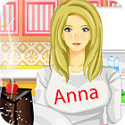 Anna's Delicious Chocolate Cake igra