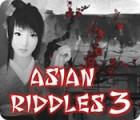 Asian Riddles 3 igra