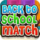 Back To School Match igra