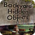 Backyard Hidden Objects igra