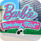 Barbie Driving Test igra
