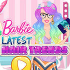 Barbie Latest Hair Trends igra