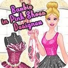 Barbie in Pink Shoes Designer igra