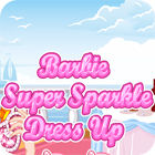 Barbie Super Sparkle DressUp igra