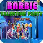 Barbie Valentine Party igra