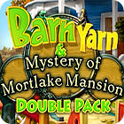 Barn Yarn & Mystery of Mortlake Mansion Double Pack igra