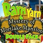 Barn Yarn & Mystery of Mortlake Mansion Double Pack igra