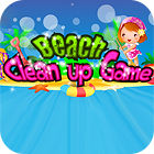 Beach Clean Up Game igra