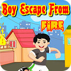 Boy Escape From Fire igra