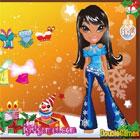 Bratz's Fashion Christmas igra