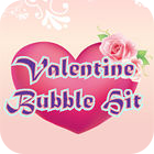 Valentine Bubble Hit igra