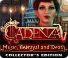 Cadenza: Music, Betrayal and Death Collector's Edition igra
