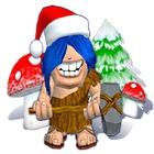 Carl the Caveman Christmas Adventures igra