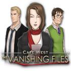 Cate West: The Vanishing Files igra