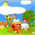 Chicken's Flying School igra