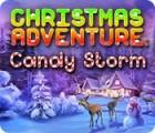 Christmas Adventure: Candy Storm igra