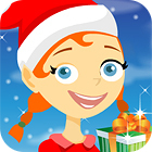Christmas Girl Jumps igra