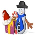 Christmas Puzzle igra