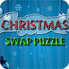 Christmas Swap Puzzle igra