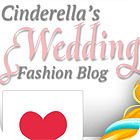Cinderella Wedding Fashion Blogger igra