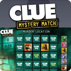 Clue Mystery Match igra