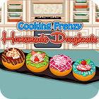 Cooking Frenzy: Homemade Donuts igra