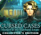 Cursed Cases: Murder at the Maybard Estate Collector's Edition igra