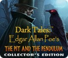 Dark Tales: Edgar Allan Poe's The Pit and the Pendulum Collector's Edition igra