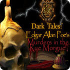 Dark Tales: Edgar Allan Poe`s Murders in the Rue Morgue Collector`s Edition igra