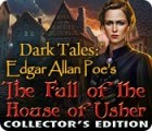 Dark Tales: Edgar Allan Poe's The Fall of the House of Usher Collector's Edition igra
