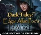 Dark Tales: Edgar Allan Poe's Lenore Collector's Edition igra