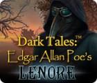 Dark Tales: Edgar Allan Poe's Lenore igra