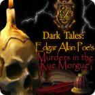 Dark Tales: Edgar Allan Poe's Murders in the Rue Morgue igra