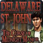 Delaware St. John - The Curse of Midnight Manor igra