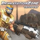 Devastation Zone Troopers igra