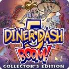 Diner Dash 5: Boom Collector's Edition igra